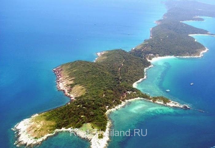туры на остров Самет