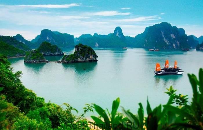 Куда лучше поехать в Тайланд или Вьетнам