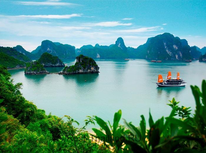Куда лучше поехать в Тайланд или Вьетнам?