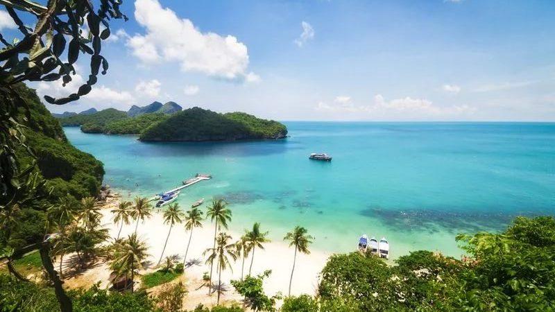 Остров Пханган Таиланд