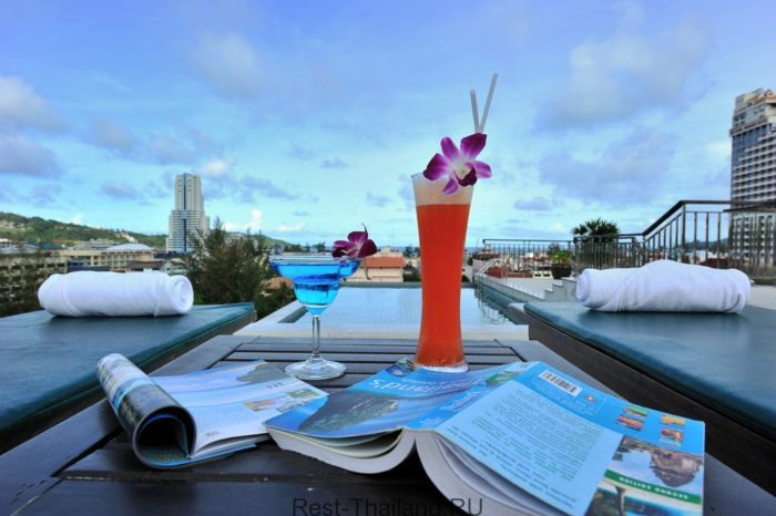 АРК resort 3 Пхукет