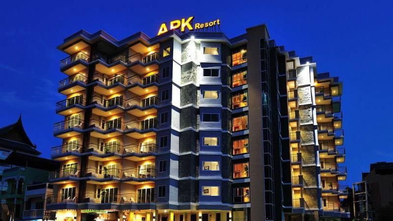 отель apk resort 3