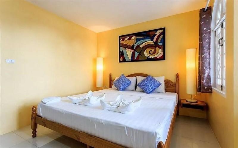 Номер Patong Marina Hotel