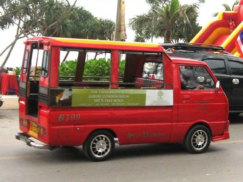 Такси на Патонге
