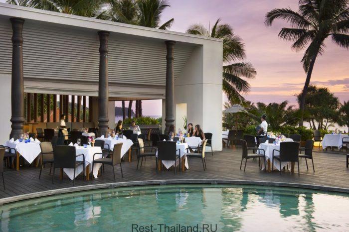 Отель Хилтон, Таиланд, Пхукет