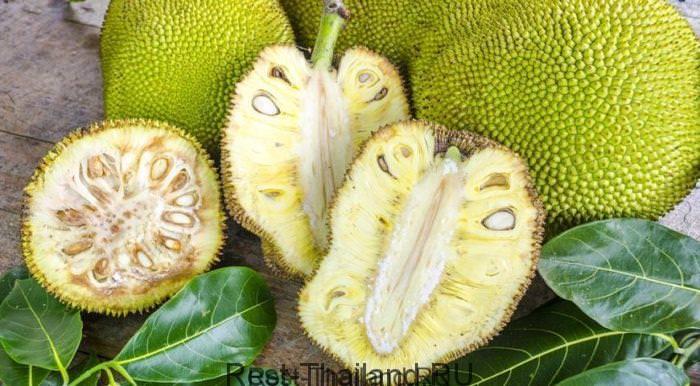 какие фрукты есть в Тайланде