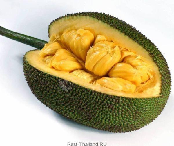 Дуриан - вонючий фрукт