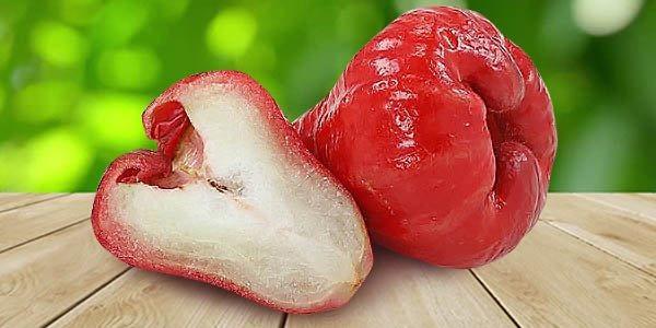 фрукт Розовое яблоко