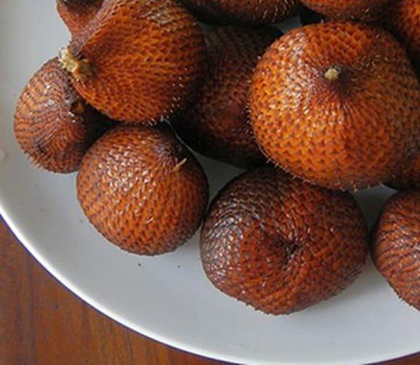 сала змеиный фрукт