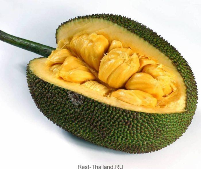 Дуриан - фото фруктов Таиланда