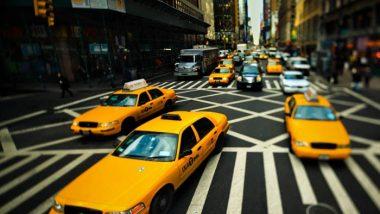 Как вызвать такси за границей?