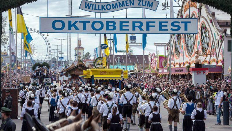 Октоберфест - пивной фестиваль