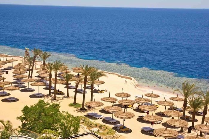 Куда поехать на Новый год в Египет на море?