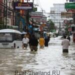 сезон дождей в тайланде