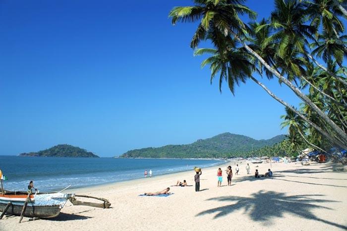 Куда поехать на Новый год в Индию на море?