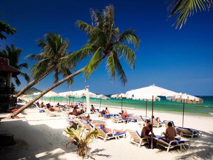 Куда поехать на Новый год в Таиланд на море?