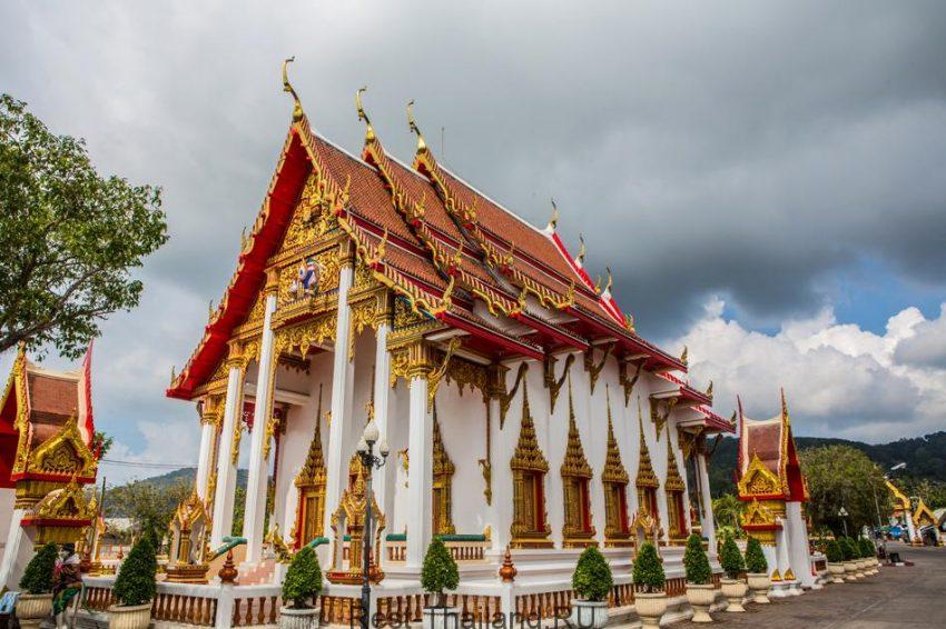 Ват Чалонг Убосот