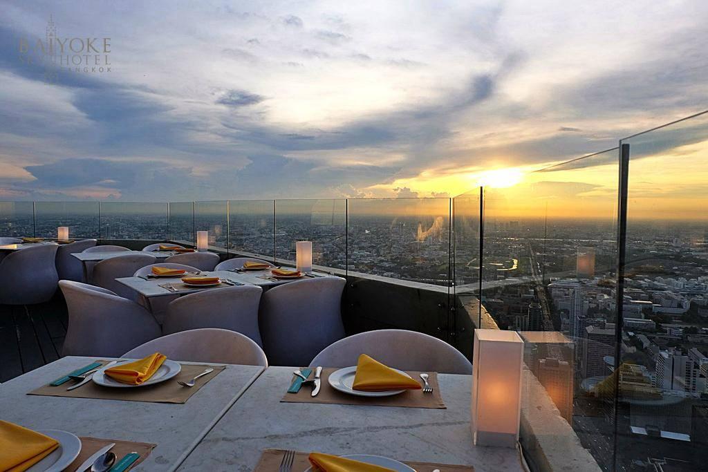 Отель Байок Скай в Бангкоке