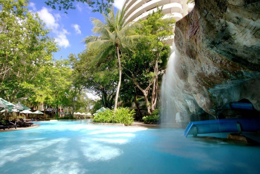 Отели на Пхукете с аквапарком