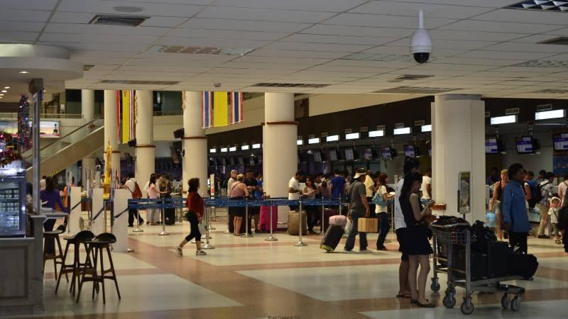 Тайланд Пхукет аэропорт