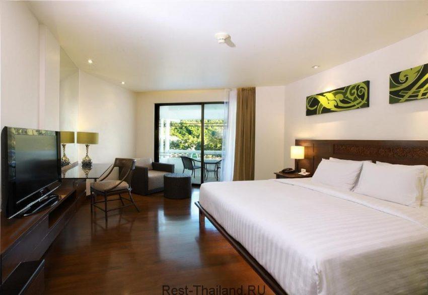 Номер отеля le meridien phuket