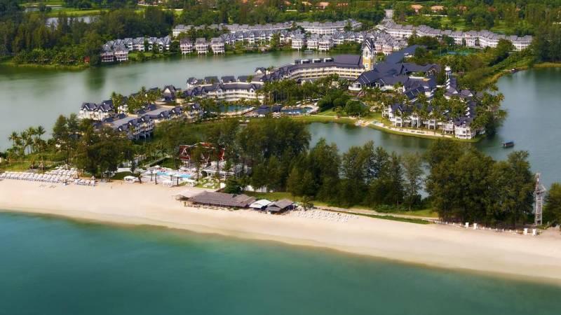 отель Пляж Банг Тао бич