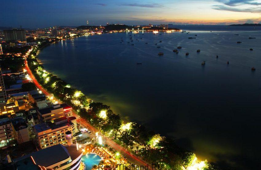 Города Тайланда Паттайя