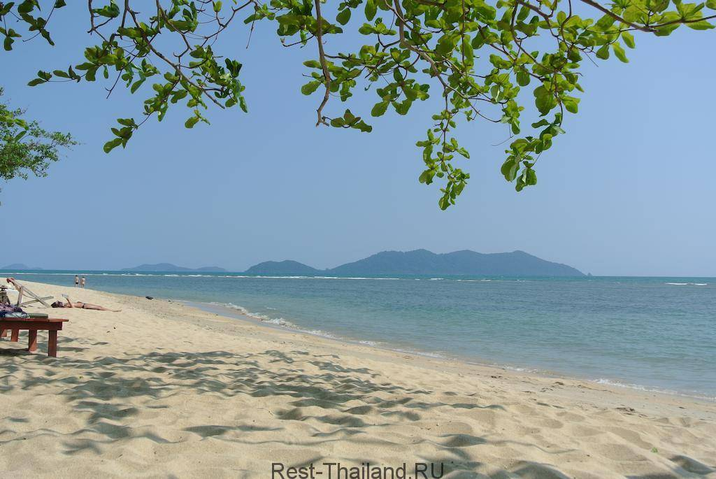Лучшие Пляжи Ко Чанга - описание, развлечения, видео