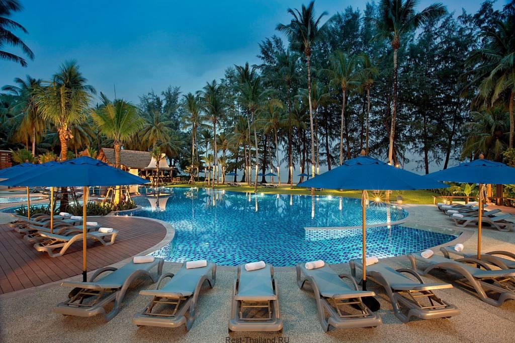 Отели Пхукета Manathai Surin Phuket Resort