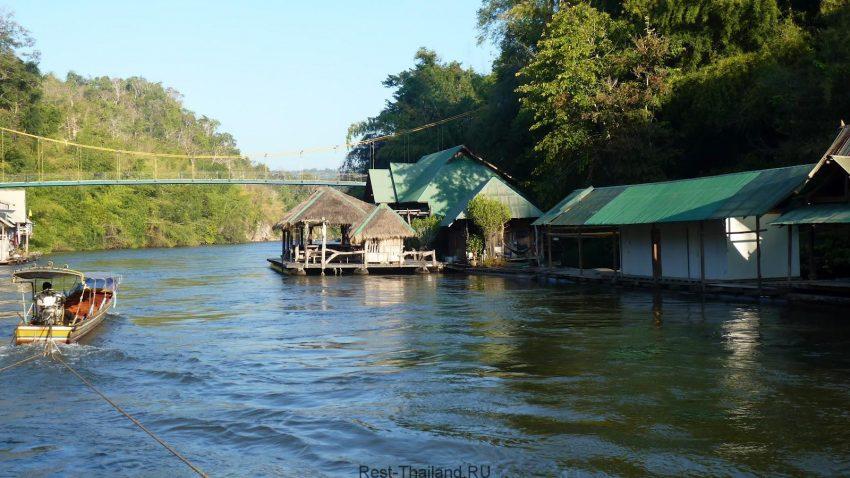 Экскурсия на Квай, Таиланд