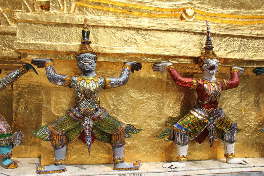 Члены семьи Будды