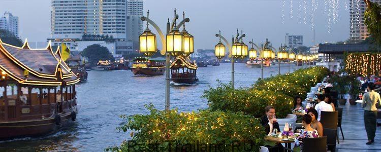 Города Тайланда Бангкок