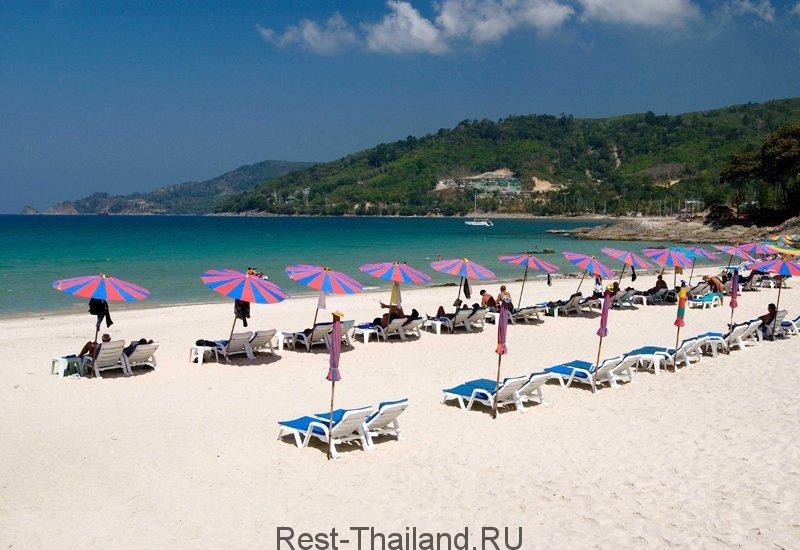 Пляж Банг Тао на Пхукете