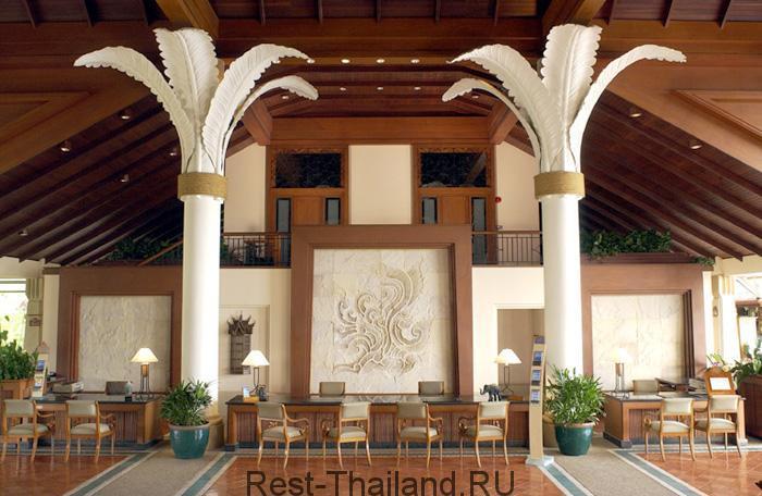 Пхукет, отель novotel phuket resort 4