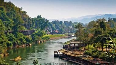 река квай отель на воде