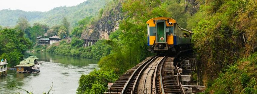 железная дорога на реке Квай