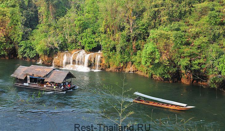экскурсии река Квай (Kwai)