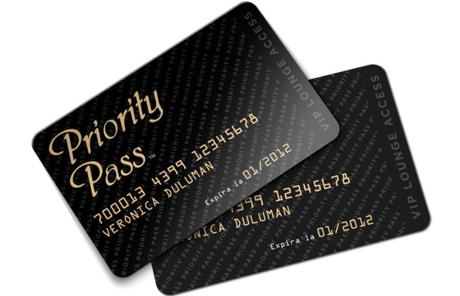 Priority Pass - персональный пропуск в ВИП-залы аэропортов