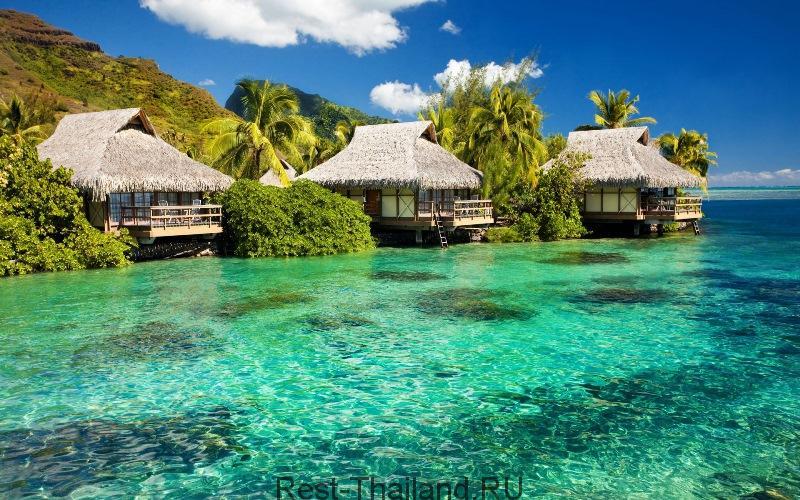 Тайланд Панган - рай на земле