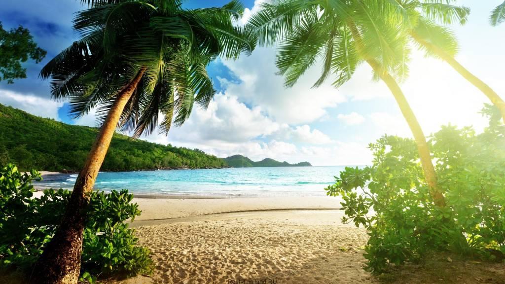 Панган - остров мечты