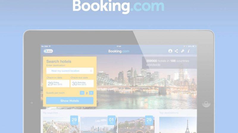 Как отменить бронирование на Booking?