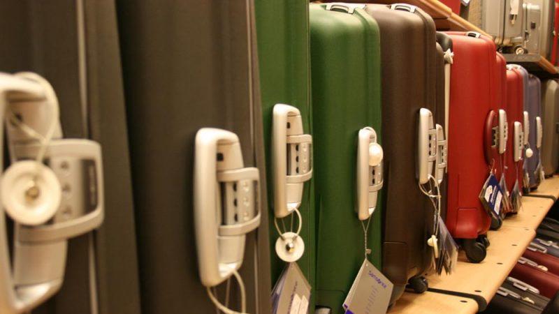 Как выбрать удобный чемодан для путешествий