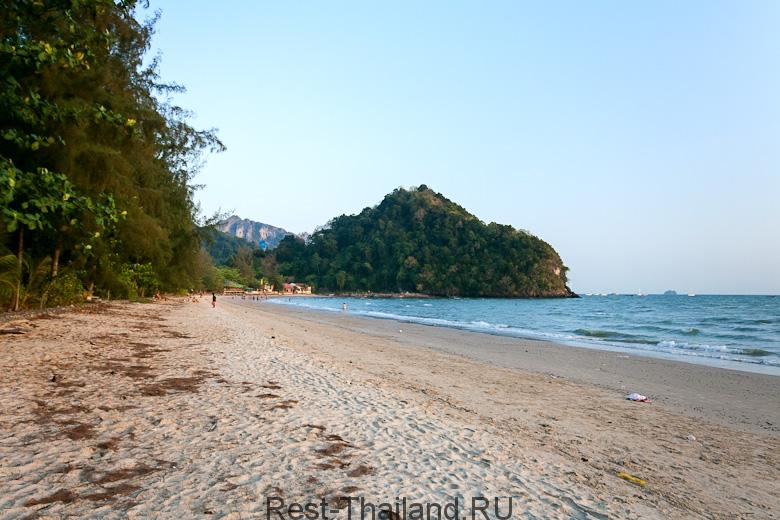 Краби - описание, особенности, лучшие пляжи