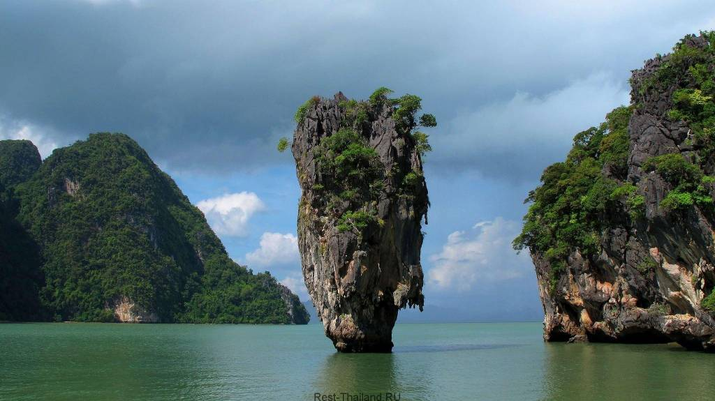 Красота Краби Тайланд