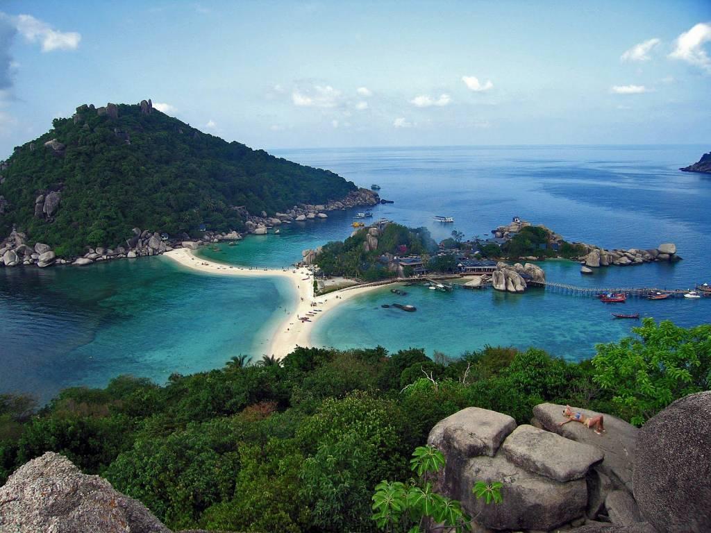 Ко Панган в Тайланде - полный обзор острова
