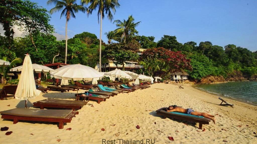 Панган Тайланд путешествия