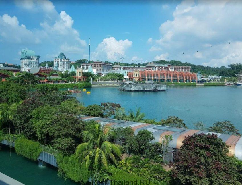сингапур виво сити