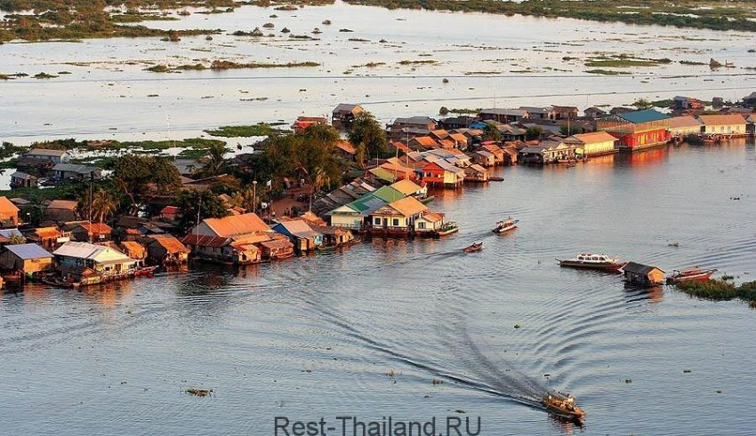 Экскурсия в Камбоджу из Тайланда, по дням, что посмотреть