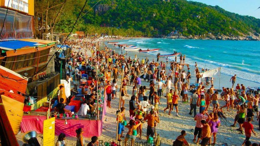 Как добраться из Бангкока до Пангана или Самуи
