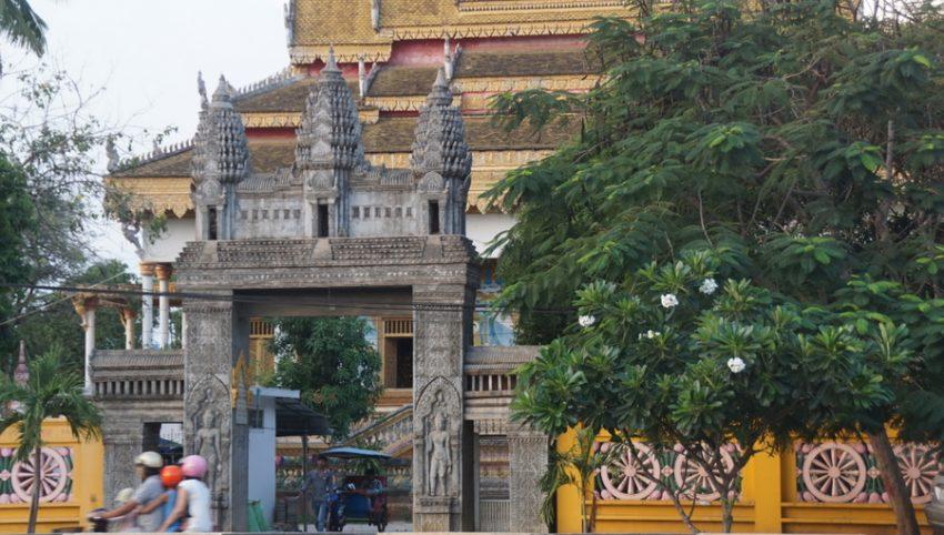 гостиницы в Анкор ват